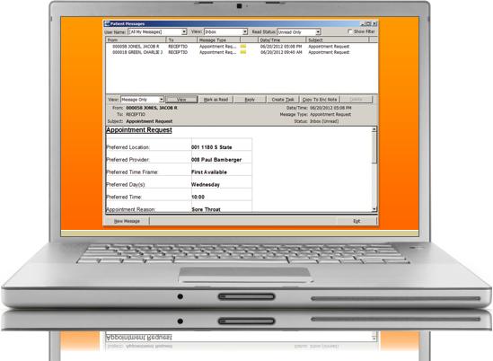 Patient Portal - Features