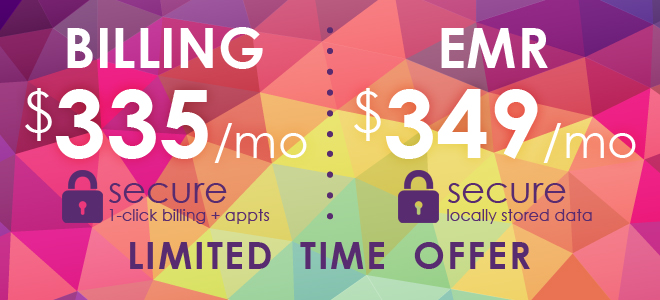 Billing and EMR Limited Time Offers