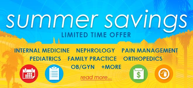 More Summer Savings!