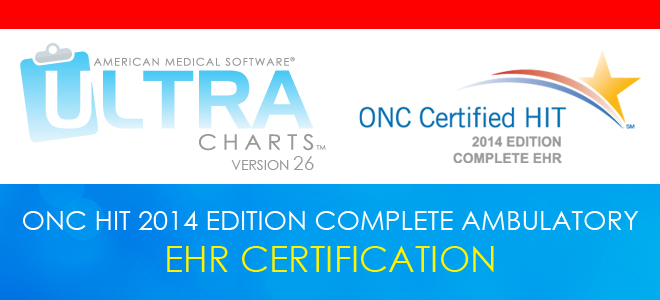 ONC HIT 2014 Certification
