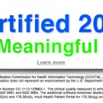 AMS-EMR Receives ONC-ATCB 2011/12 Certification