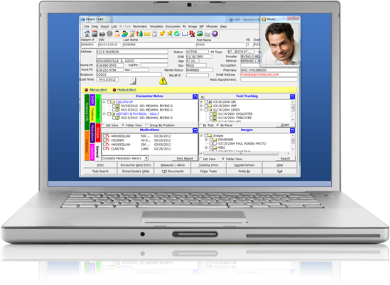 Electronic Medical Records - Features