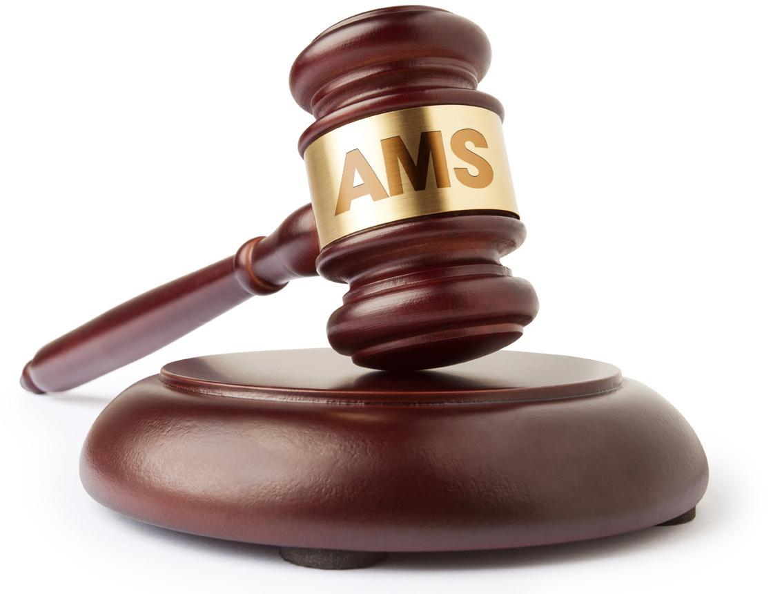 AMS Legal Notice