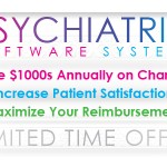 Our Biggest Savings EVER on Psychiatric Software!