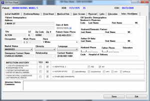 OBGYN EMR Software