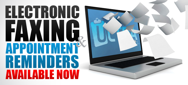 Electronic Faxing and Appointment Reminders Available Now ... |Fax Hipaa Reminders